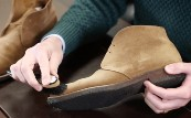 take care of your suede shoes